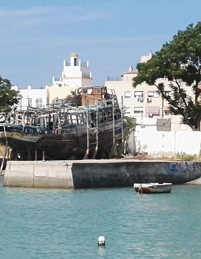 vaporcito el puerto de santa maria barco