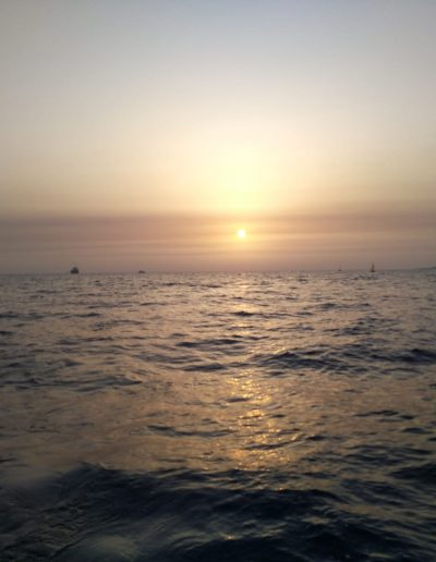 Sunset Cadiz
